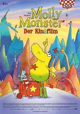 Cartel El regalo de Molly Monster
