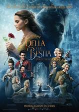Cartel La Bella y la Bestia