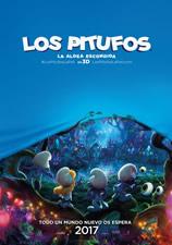 Cartel Los Pitufos: La aldea escondida