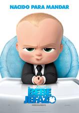 Cartel el bebé Jefazo