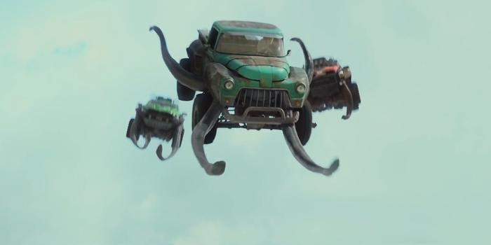 Monster Trucks imagen 1