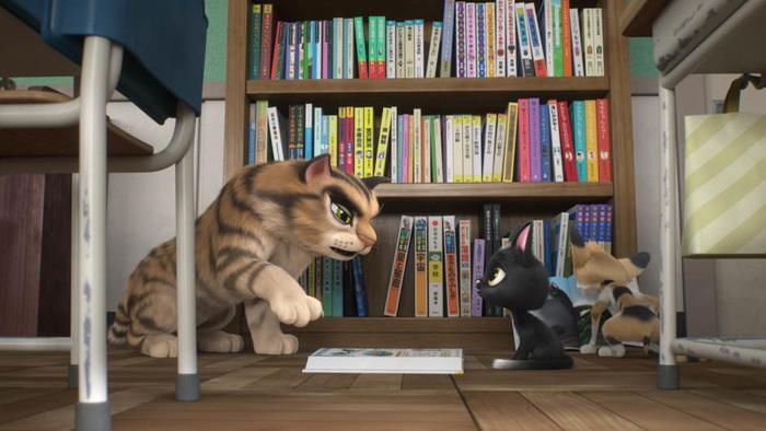 Gatos: un viaje de vuelta a casa imagen 3