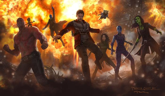 Guardianes de la Galaxia Vol. 2 imagen 8