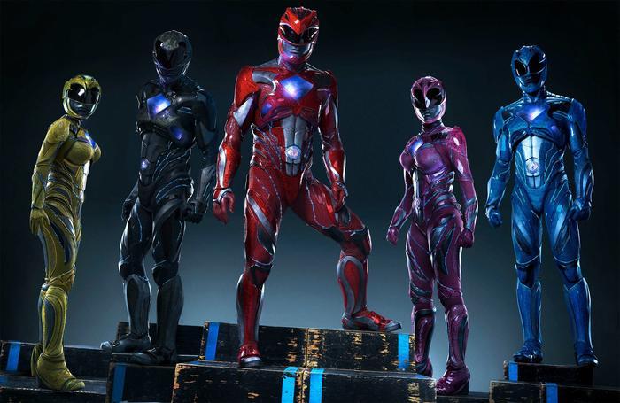 Power Rangers imagen 7