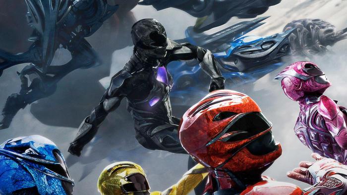 Power Rangers imagen 1