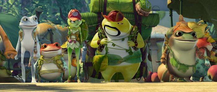 Image result for el reino de las ranas cine
