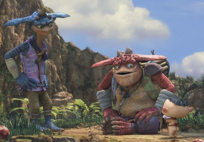 Friends: Aventura en la isla de los Monstruos imagen 6
