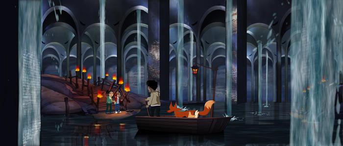 Nur y el Templo del Dragón imagen 5