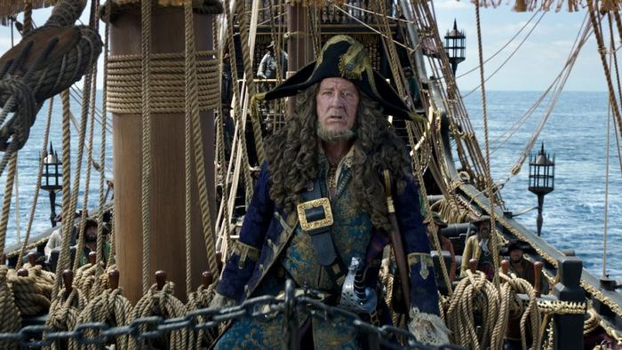 Piratas del Caribe: La venganza de Salazar  imagen 6