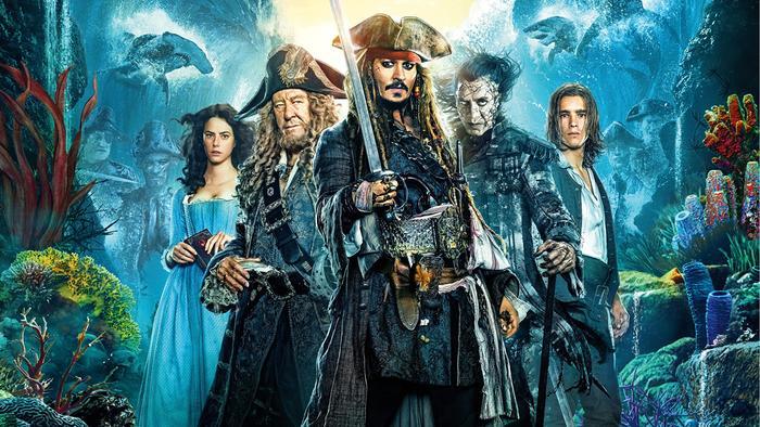 Piratas del Caribe: La venganza de Salazar  imagen 1
