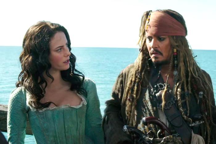 Piratas del Caribe: La venganza de Salazar  imagen 2