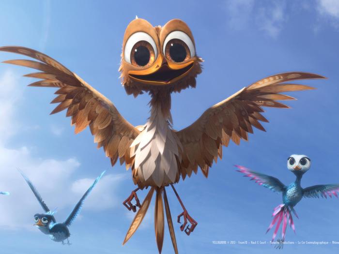Yellowbird imagen 2