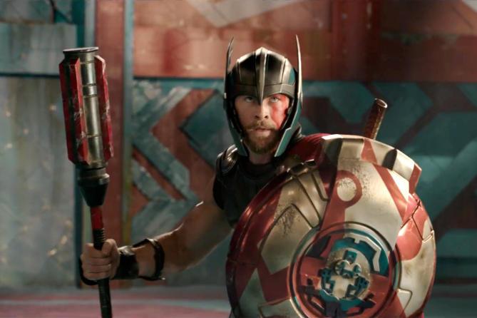 Thor: Ragnarok imagen 5