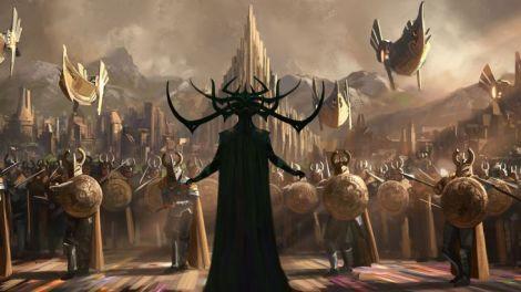 Thor: Ragnarok imagen 4