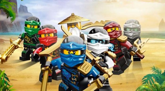La Lego Ninjago Película imagen 1
