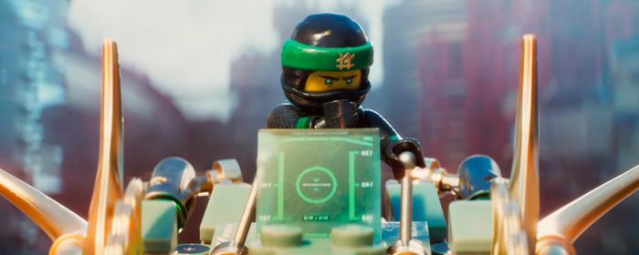 La Lego Ninjago Película imagen 3