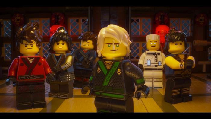 La Lego Ninjago Película imagen 9