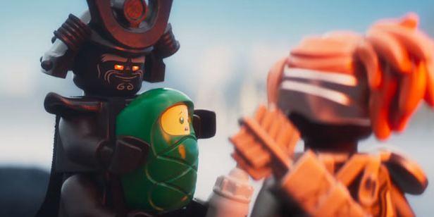 La Lego Ninjago Película imagen 2