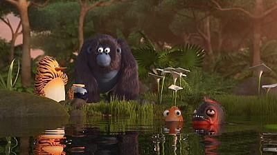 La panda de la Selva imagen 4