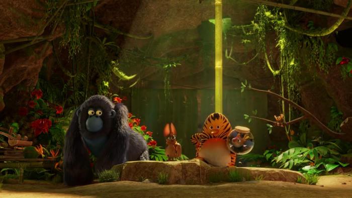 La panda de la Selva imagen 3