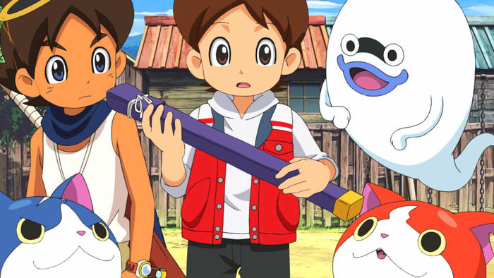Yo-Kai Watch: La Película imagen 1