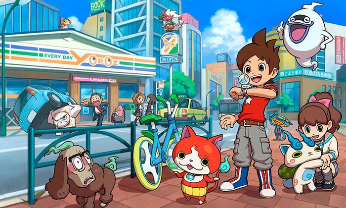 Yo-Kai Watch: La Película imagen 5