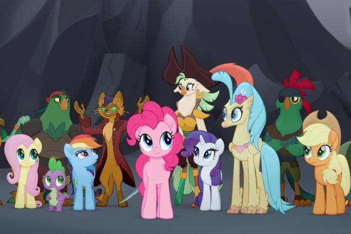 My Little Pony: La Película imagen 3
