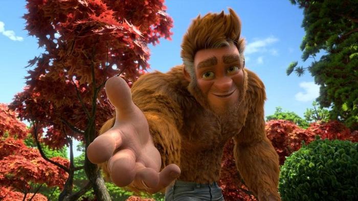 El hijo de Bigfoot imagen 7
