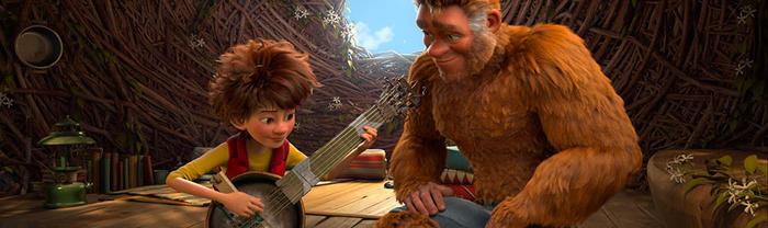 El hijo de Bigfoot imagen 5