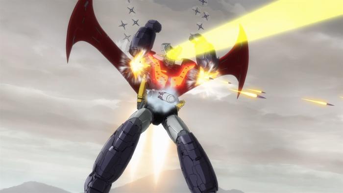 Mazinger Z, Infinity imagen 6