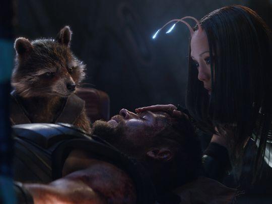 Vengadores: Infinity War imagen 3
