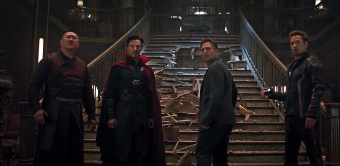 Vengadores: Infinity War imagen 9