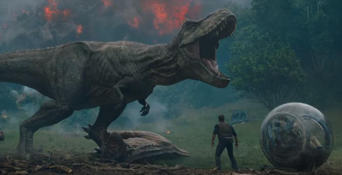 Jurassic World: El reino perdido imagen 2