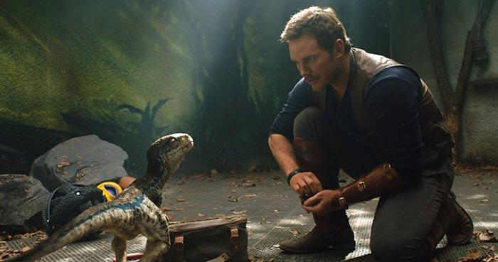 Jurassic World: El reino perdido imagen 5