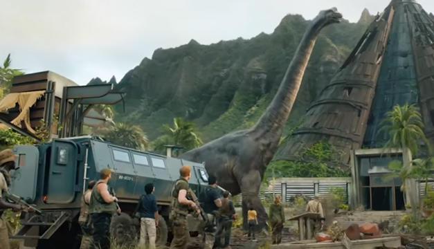 Jurassic World: El reino perdido imagen 3