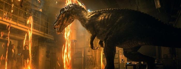 Jurassic World: El reino perdido imagen 1