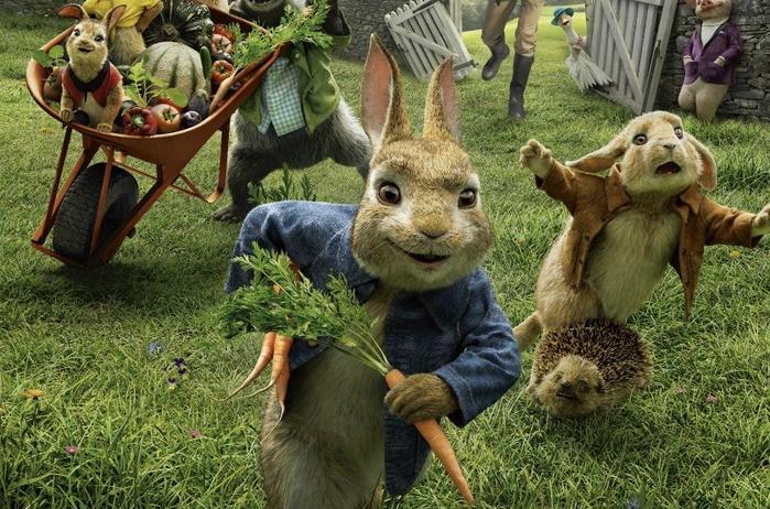 Peter Rabbit imagen 2