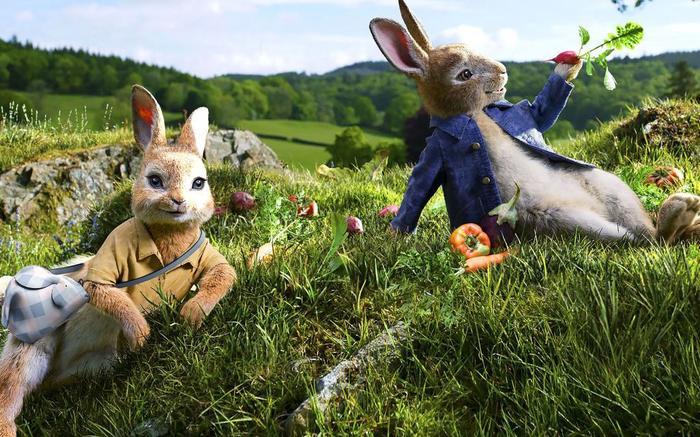 Peter Rabbit imagen 7