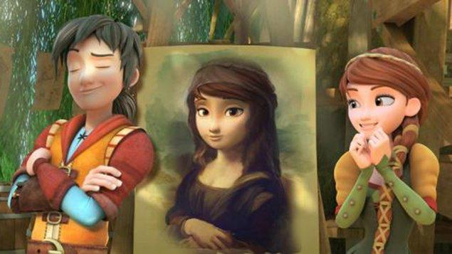 Leo Da Vinci: Misión Mona Lisa imagen 2