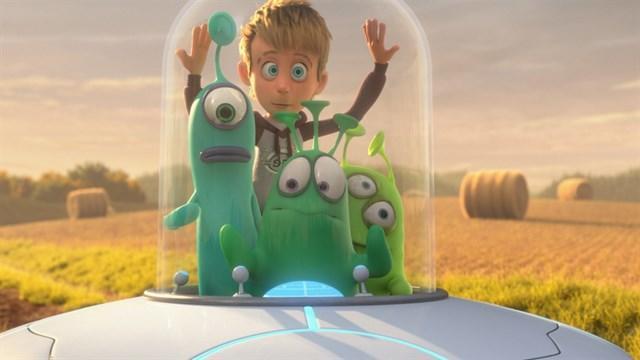 Luis y los alienígenas imagen 4