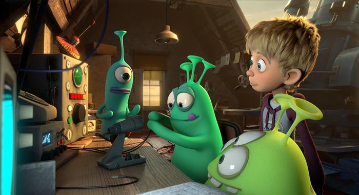 Luis y los alienígenas imagen 6