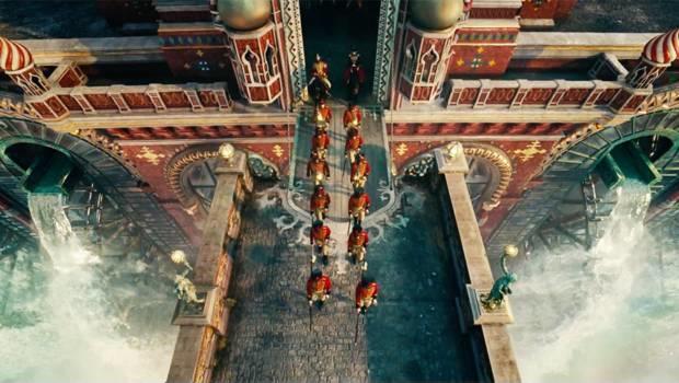 El Cascanueces y los cuatro reinos imagen 2