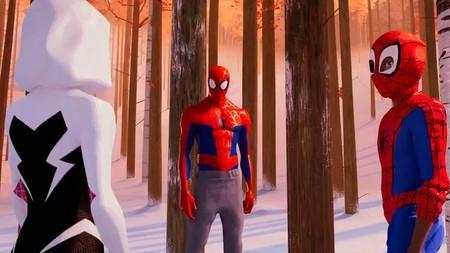 Spider-man: Un nuevo universo imagen 1