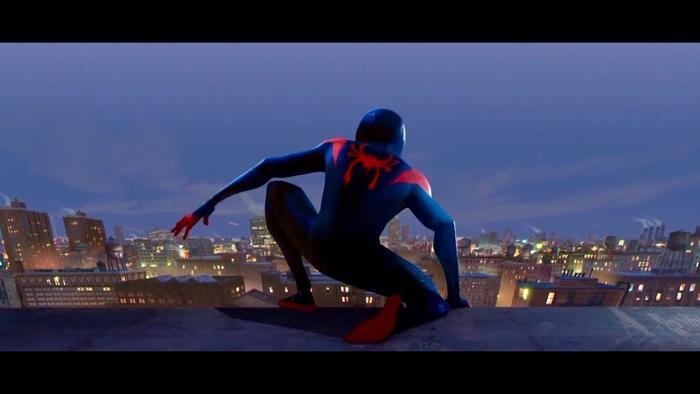 Spider-man: Un nuevo universo imagen 4