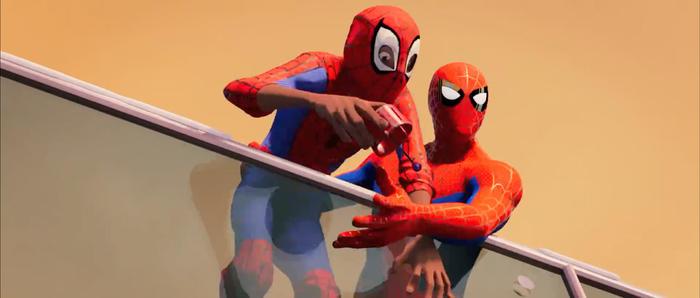 Spider-man: Un nuevo universo imagen 2