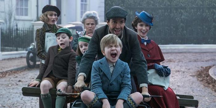 El Regreso de Mary Poppins imagen 5