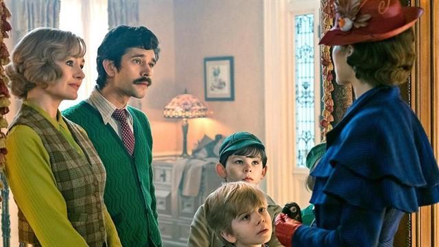 El Regreso de Mary Poppins imagen 3