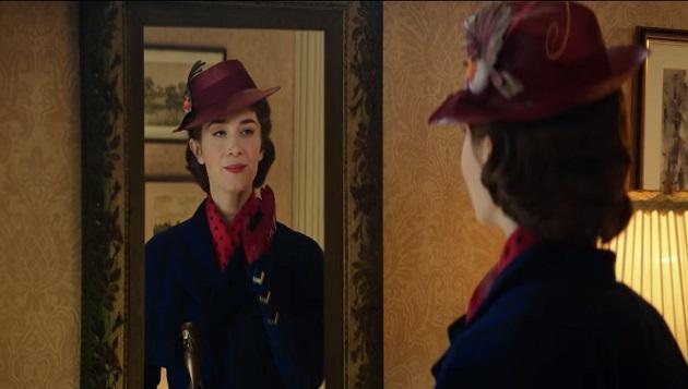 El Regreso de Mary Poppins imagen 1