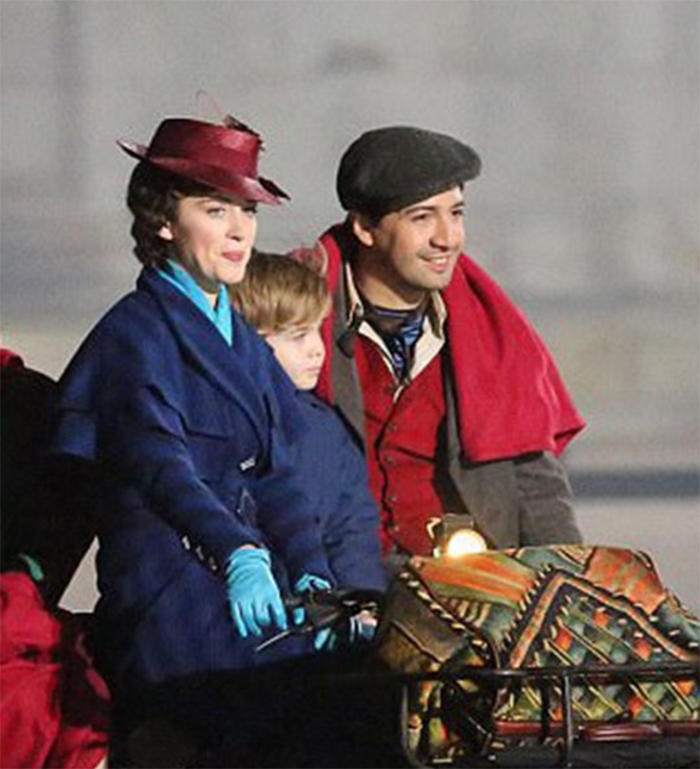El Regreso de Mary Poppins imagen 2