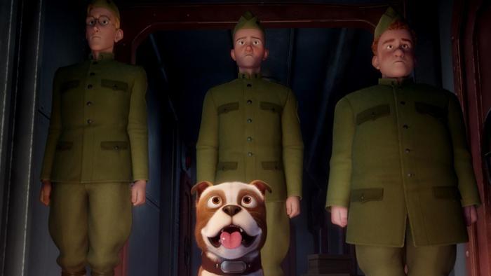 Stubby, un héroe muy especial imagen 5